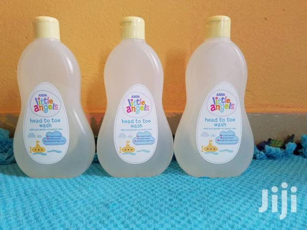 Little Angels Baby Shampoo