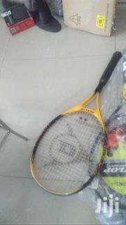 Tennis Racket Used Dunlop Adult | Sports Equipment for sale in Greater Accra, Okponglo