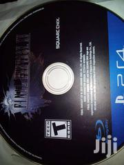 Final Fantasy XV Ps4 Game CD | Video Game Consoles for sale in Brong Ahafo, Sunyani Municipal