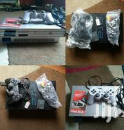 Ps2 Set Two Pads 10 Games 16gb Pendrive | Video Game Consoles for sale in Ashanti, Kumasi Metropolitan