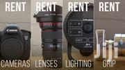 Camera And Lighting Rentals | Photography & Video Services for sale in Ashanti, Kumasi Metropolitan