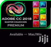 Latest Adobe CC 2018 Collection Premium | Software for sale in Greater Accra, Achimota