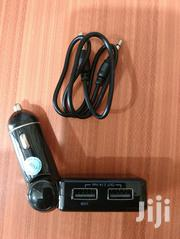 Car Kit BT Hands-free Car Charger | Vehicle Parts & Accessories for sale in Greater Accra, Ga South Municipal