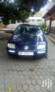 Volkswagen Bora 2002 1.6 Blue | Cars for sale in Greater Accra, Odorkor