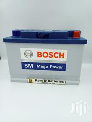15 Plates Bosch car Battery | Vehicle Parts & Accessories for sale in Greater Accra, East Legon (Okponglo)