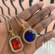 Crystal Studded Pendant Necklace | Jewelry for sale in Greater Accra, Teshie-Nungua Estates