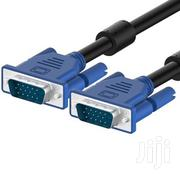 VGA Cable 1.8m - 10m | Computer Accessories  for sale in Greater Accra, Dansoman