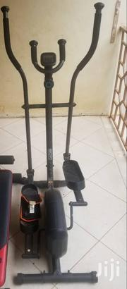Set Of Gym Bycicle Trainer And Abs Bench | Tools & Accessories for sale in Greater Accra, Tema Metropolitan