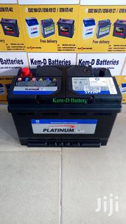 15 Plates Platinum car Battery | Vehicle Parts & Accessories for sale in Greater Accra, Dzorwulu