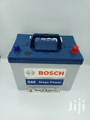Bosch Car Battery_block Type 15plates_free Delivery | Vehicle Parts & Accessories for sale in Greater Accra, Odorkor