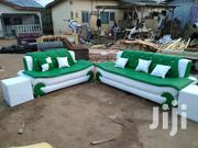 Stylish Leathe Sofa | Furniture for sale in Greater Accra, Achimota
