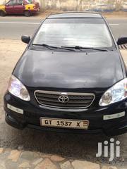 Toyota Corolla 2004 S Black | Cars for sale in Greater Accra, Bubuashie
