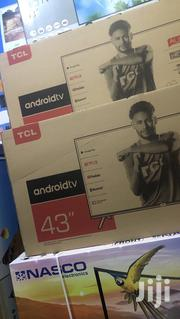 """TCL 43 Smart Android Digital Satellite LED Tv""""   TV & DVD Equipment for sale in Greater Accra, Accra Metropolitan"""