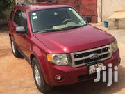 Ford Escape 2008 Red | Cars for sale in Greater Accra, Accra Metropolitan