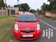 New Toyota Vitz 2009 Red | Cars for sale in Greater Accra, Tesano