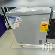 Silver Nasco 150L Chest Freezer Nas200 Deep Freezer Newly   Kitchen Appliances for sale in Greater Accra, East Legon