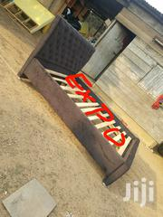 Foreign Language Double Bed | Furniture for sale in Greater Accra, Kotobabi