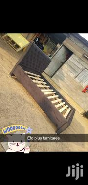 Quality Double Bed Available | Furniture for sale in Greater Accra, Achimota