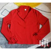 Red Ladies Blazer - Size 14 | Clothing for sale in Greater Accra, Teshie new Town