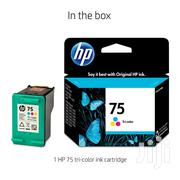 HP 75 Original Ink Cartridge | Computer Accessories  for sale in Greater Accra, Accra Metropolitan