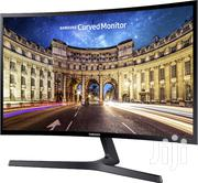 "Samsung 27"" Curve Monitor 