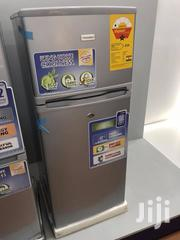 Fofoofo Nasco 140ltr Double Door Silver Fridge Inbox | Kitchen Appliances for sale in Greater Accra, Kokomlemle