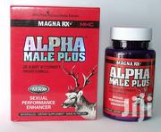 Magna Rx+ Alpha Male Plus Virility Supplement | Sexual Wellness for sale in Greater Accra, Accra Metropolitan