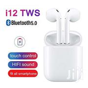 I12 TWS Airpods   Accessories for Mobile Phones & Tablets for sale in Greater Accra, Osu
