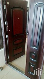 1½ Turkey Security Door With Peephole And Bell | Doors for sale in Greater Accra, Okponglo