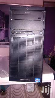 Server HP ProLiant ML 8GB Intel Xeon HDD 500GB   Computer Software for sale in Greater Accra, Odorkor