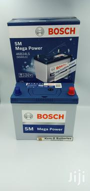 Bosch 13 Plates Batteries Slim Type_free House Delivery | Vehicle Parts & Accessories for sale in Greater Accra, Tema Metropolitan