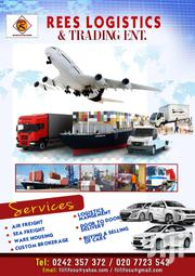 Clearing And Forwarding Entity | Logistics Services for sale in Greater Accra, Airport Residential Area