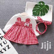 Girls Plaid Dress | Children's Clothing for sale in Greater Accra, Kotobabi