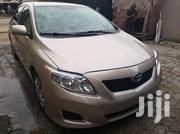 Toyota Corolla 2010 Gold | Cars for sale in Brong Ahafo, Atebubu-Amantin