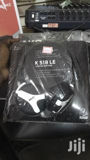 Akg K518 Le Headphones | Audio & Music Equipment for sale in Greater Accra, Mataheko