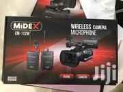 Wireless DSLR Lapel Microphone For DSLR Cameras | Audio & Music Equipment for sale in Greater Accra, Accra Metropolitan