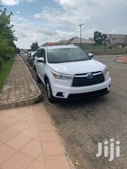 New Toyota Highlander 2015 LE 4dr SUV (2.7L 4cyl 6A) White | Cars for sale in Greater Accra, Burma Camp