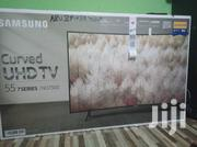 55 Samsung Curved Uhd Tv | TV & DVD Equipment for sale in Greater Accra, Tesano