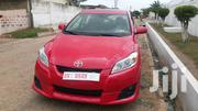 Toyota Matrix 2009 Red | Cars for sale in Greater Accra, Ga South Municipal
