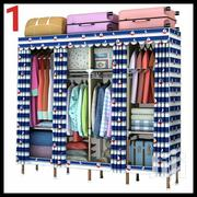 Super Strong Metallic Wardrobe | Furniture for sale in Greater Accra, Accra Metropolitan