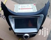 Dcar DVD Player Of Hyundai Elantra | Vehicle Parts & Accessories for sale in Greater Accra, Abossey Okai