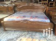 Queen Size Bed With Mattress | Furniture for sale in Ashanti, Kumasi Metropolitan