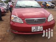 Toyota Corolla 2008 1.8 LE Red | Cars for sale in Greater Accra, Teshie-Nungua Estates
