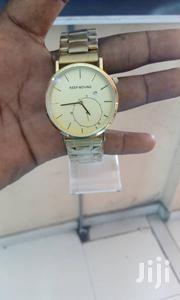 Keep Moving Men Watch   Watches for sale in Greater Accra, East Legon (Okponglo)