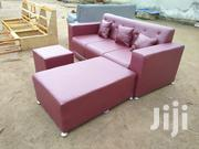 Stylish Leather Sofa | Furniture for sale in Greater Accra, Burma Camp