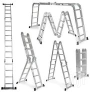 Foldable Aluminum Ladders | Hand Tools for sale in Greater Accra, Tema Metropolitan