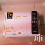 "E-life 32"" Digital Setelite HD TV, Black 