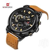 Naviforce Luxury Leather Watch NF 9068 | Watches for sale in Greater Accra, Akweteyman
