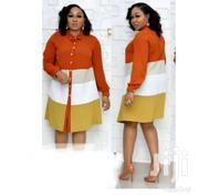 Ladies Shirt Dress | Clothing for sale in Greater Accra, Dansoman