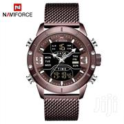 Naviforce Top Brand Luxury 9153 Sport Digital/ Analog Military Watch | Watches for sale in Greater Accra, Akweteyman